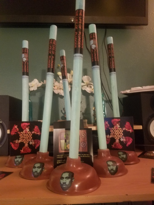 Kanye West Plungers - Merchandise