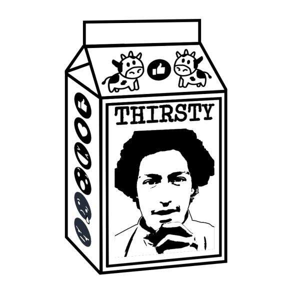 Milkman of Human Kindness: Hobo - T Shirt Image
