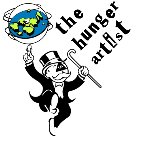 Flat Earth Monopoly V3 - T Shirt Image